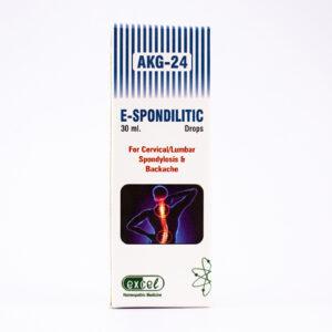 akg-24 e-spondilitic drops