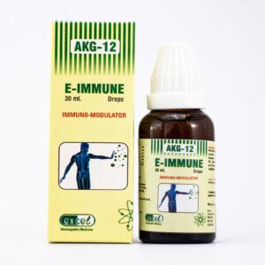 akg-12 e-immune drops