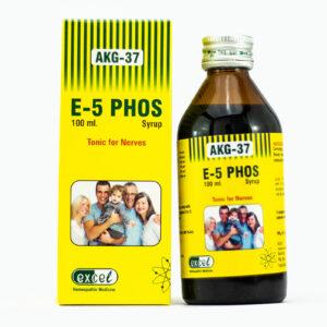 akg-37 e-5 phos syrup